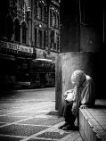 Alone in the city